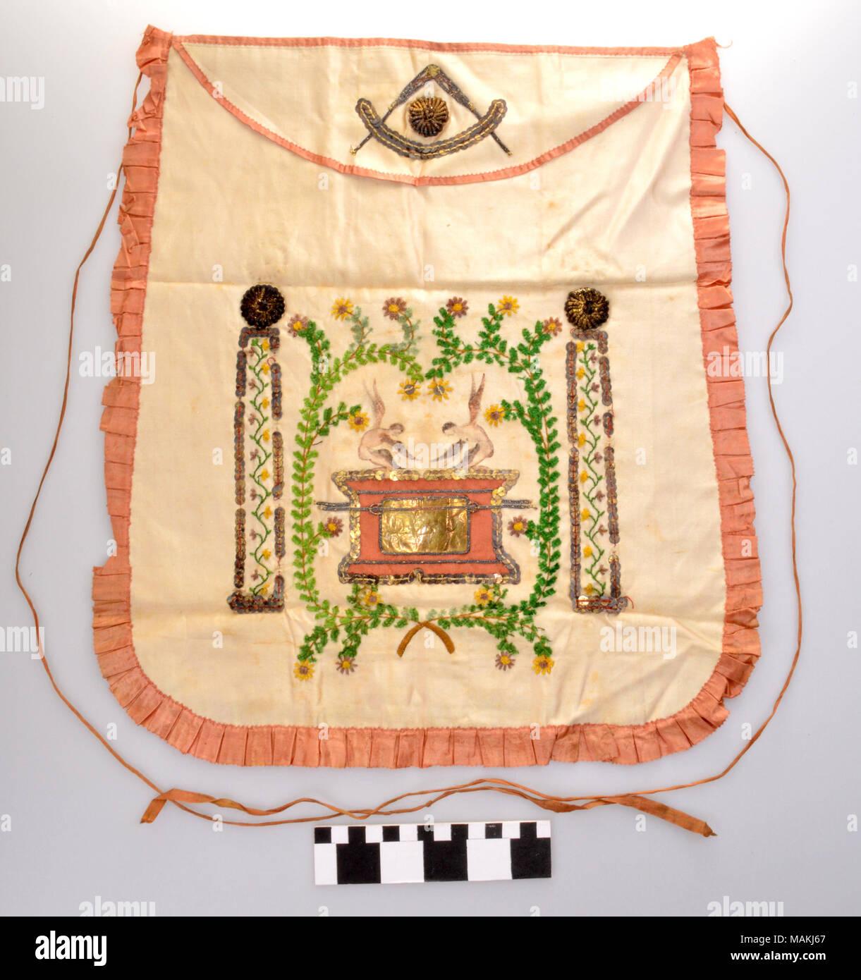 Masonic Apron Stock Photos & Masonic Apron Stock Images - Alamy