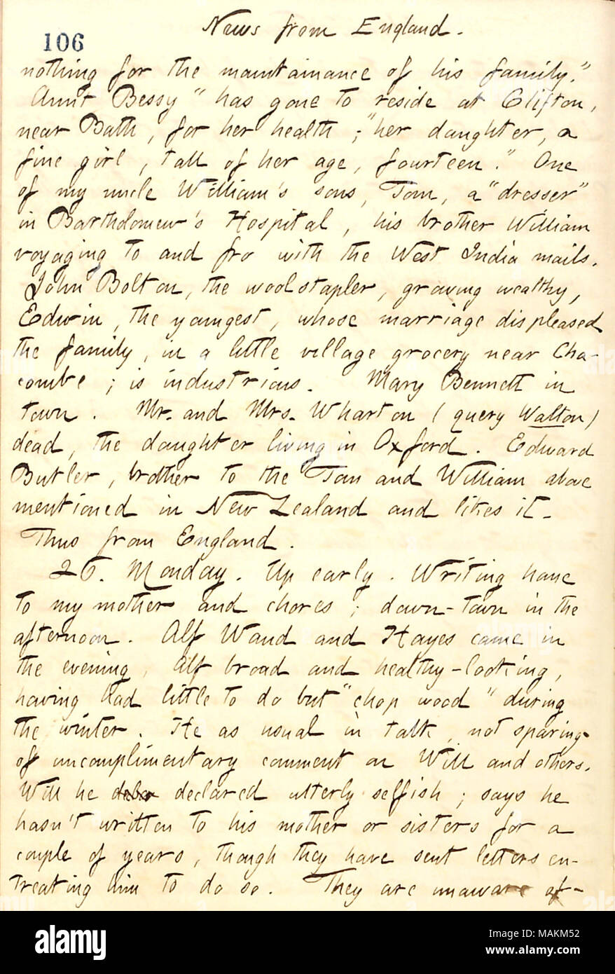 Describes a letter from his mother transcription news from england describes a letter from his mother transcription news from england nothing for the thecheapjerseys Gallery