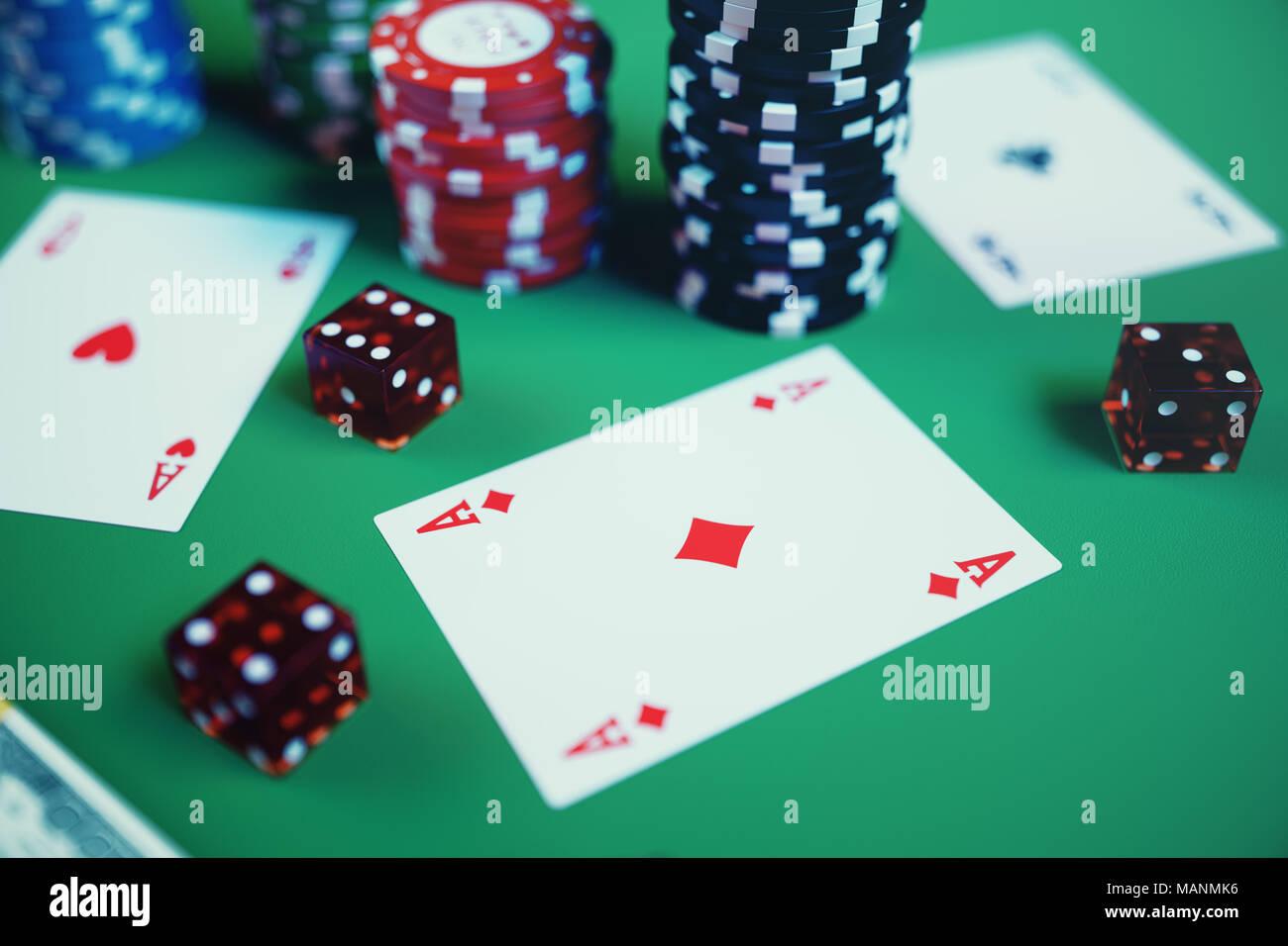 money for casino