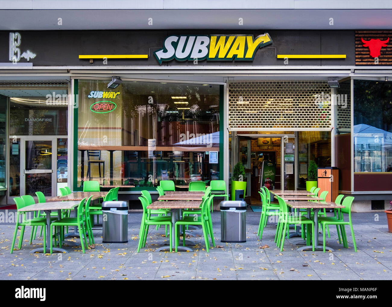 subway food stock photos subway food stock images alamy. Black Bedroom Furniture Sets. Home Design Ideas