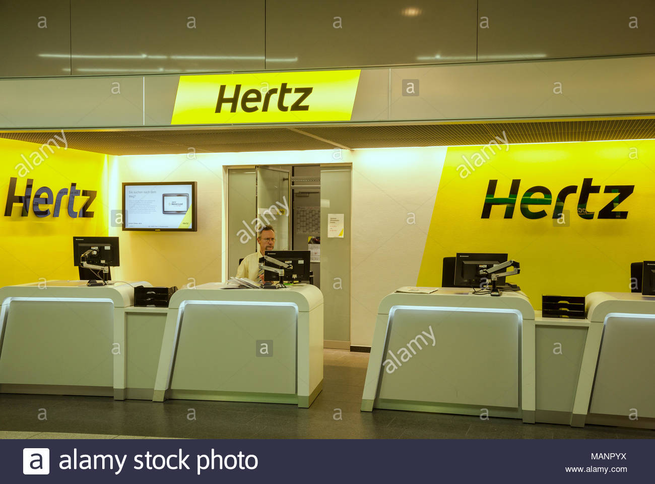 Hertz Car Rental Stuttgart Airport