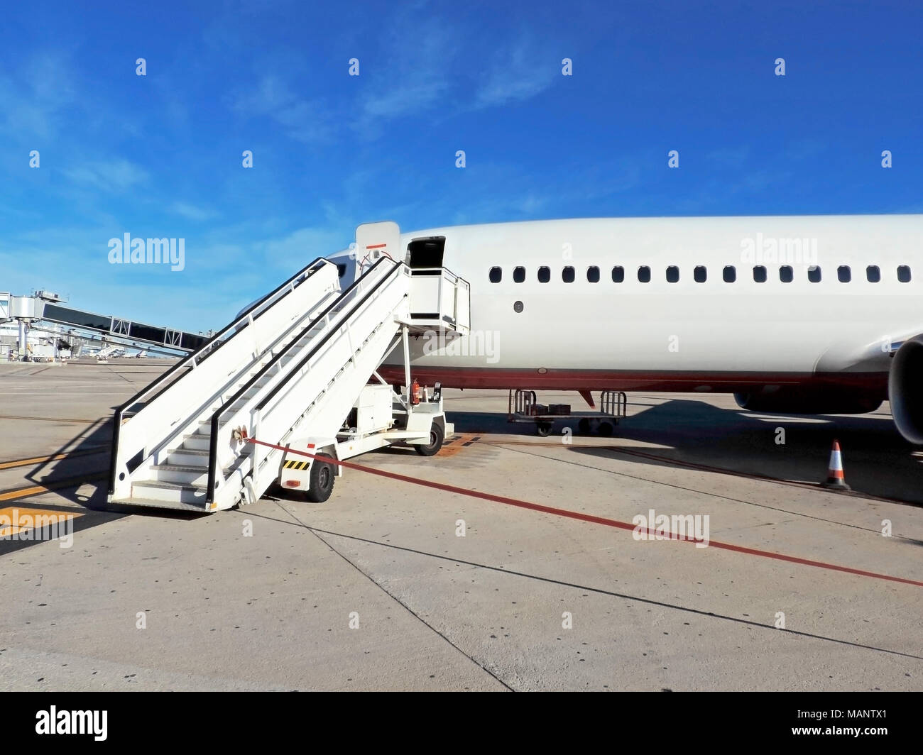 Airplane Steps Stock Photos & Airplane Steps Stock Images