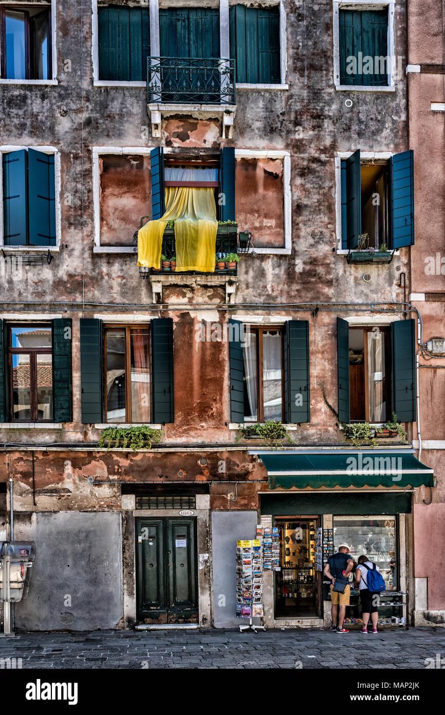 Venice. Venedig - Stock Image