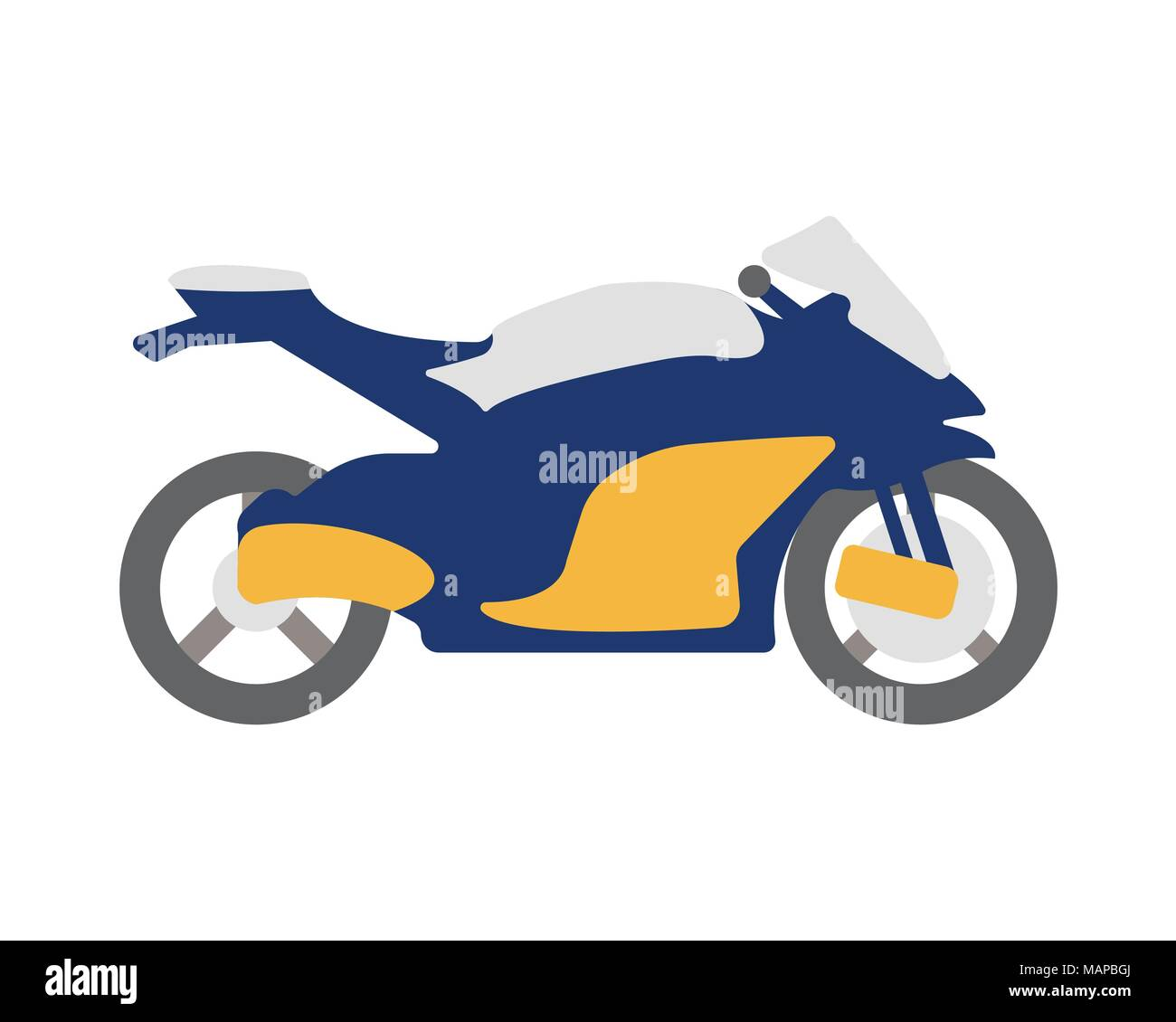Moto Vector Vectors Stock Photos Images Cartoon Dirt Bike Engine Diagram Flat Icon And Logo Illustration Image