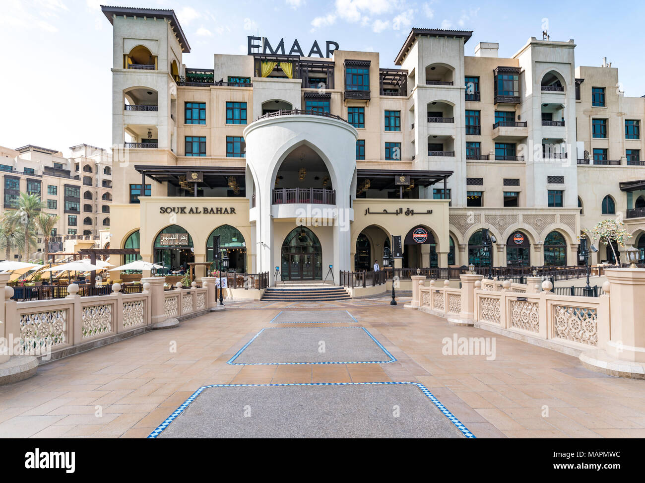 e5b73318269 Souk Al Bahar Near Burj Stock Photos   Souk Al Bahar Near Burj Stock ...