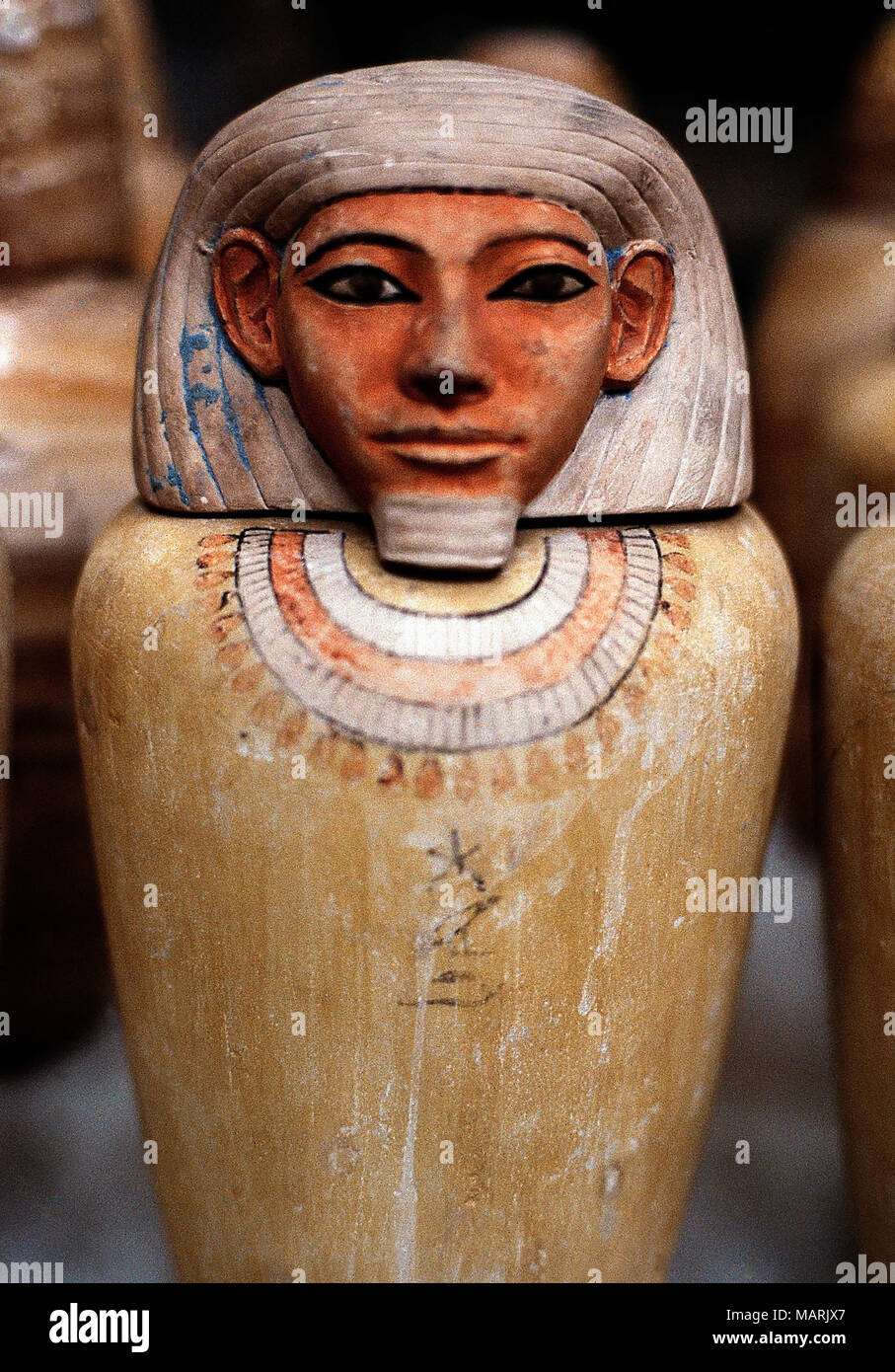 Canopic Jar Stock Photos Canopic Jar Stock Images Alamy