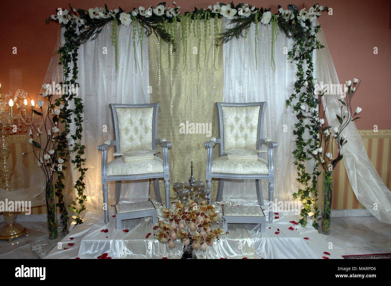 Malay Wedding Decoration High Resolution Stock Photography and Images -  Alamy