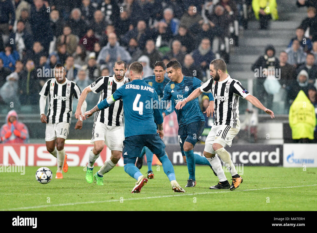 Real Madrid Player Sergio Ramos Stock Photos Amp Real Madrid