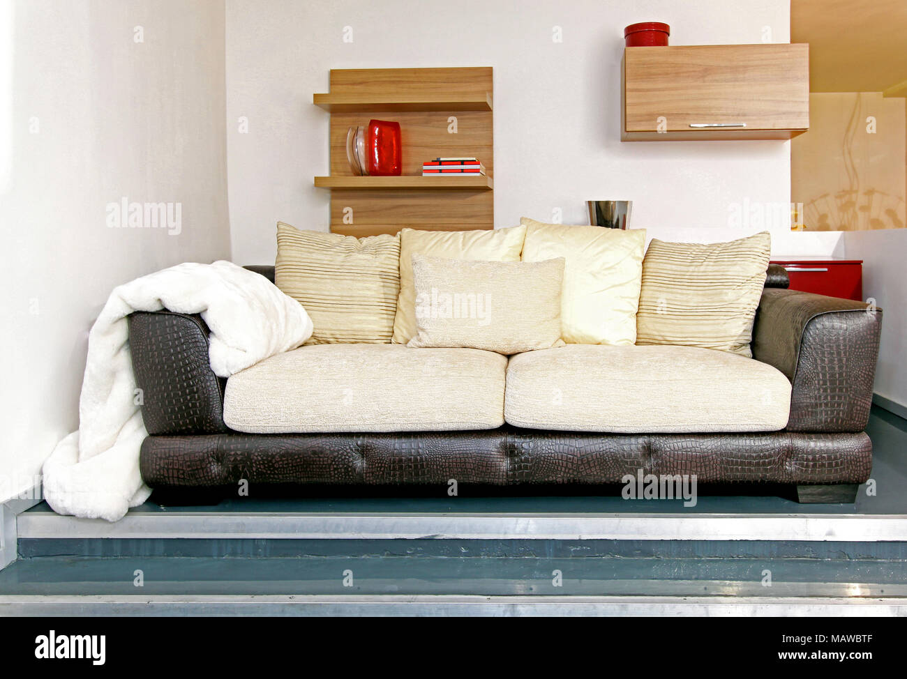 Retro Living Room Stock Photos & Retro Living Room Stock Images - Alamy
