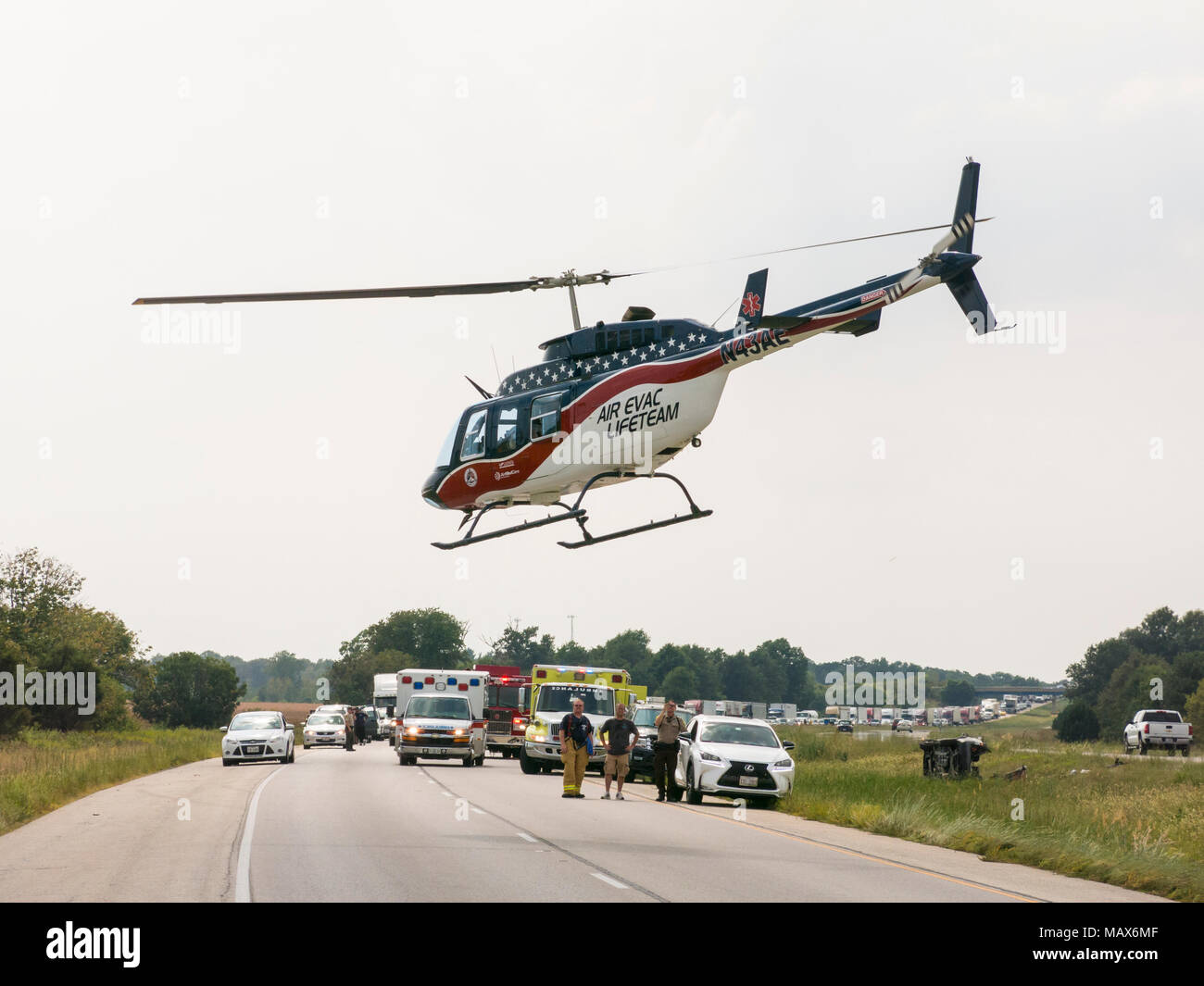 Motor Vehicle Accident Stock Photos & Motor Vehicle Accident Stock
