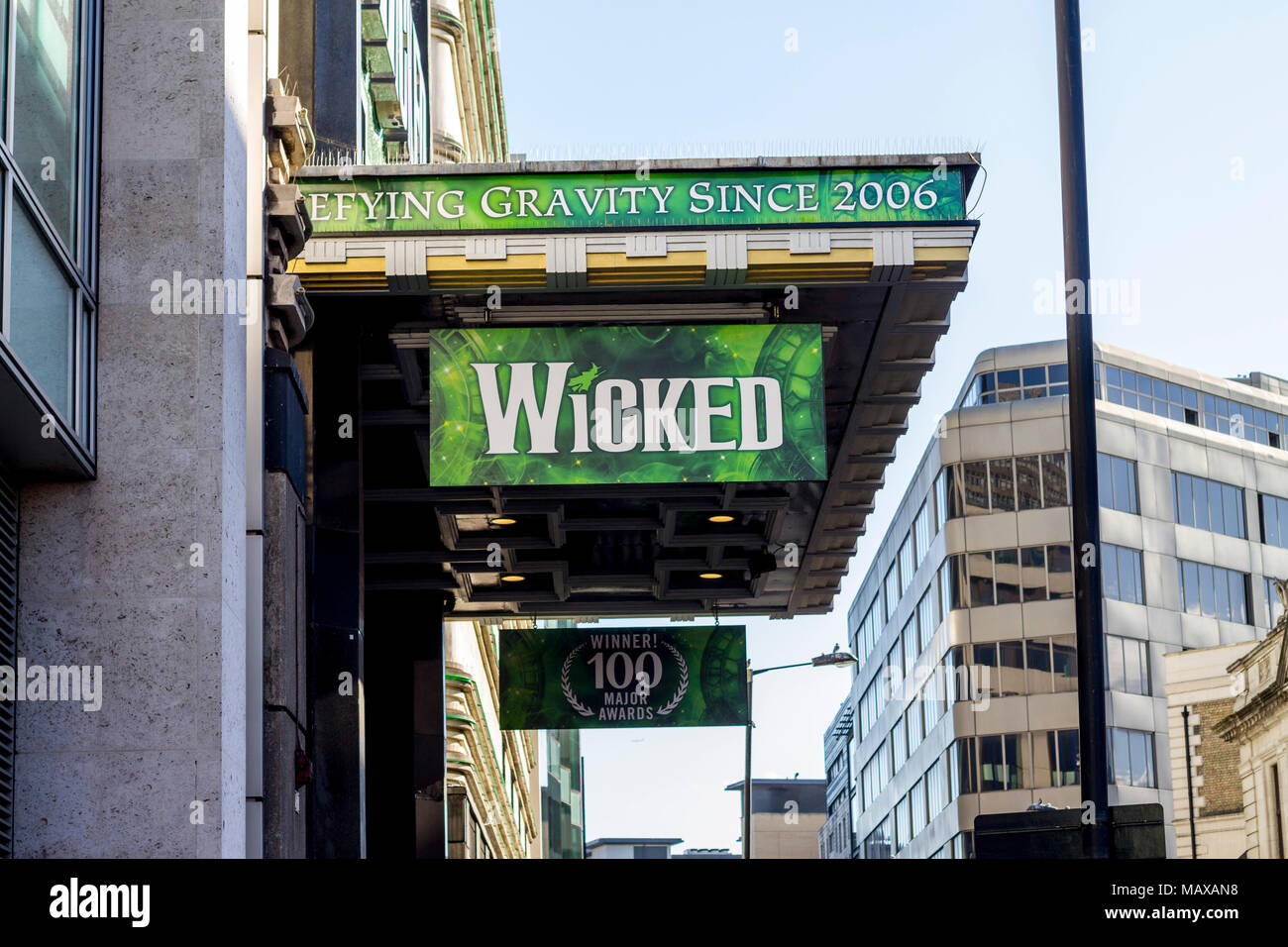 Wicked Musical Stock Photos & Wicked Musical Stock Images