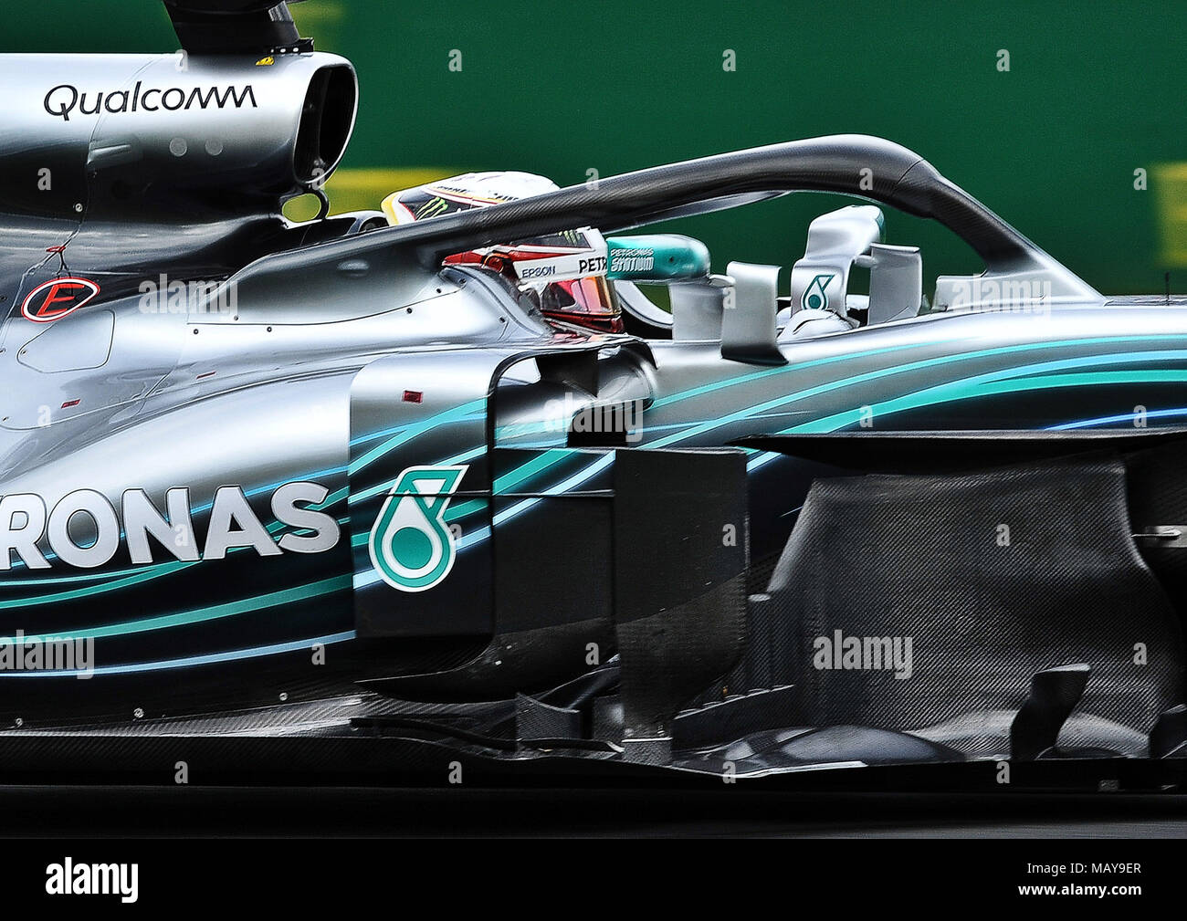 the halo formula 1 stock photos the halo formula 1 stock images alamy. Black Bedroom Furniture Sets. Home Design Ideas