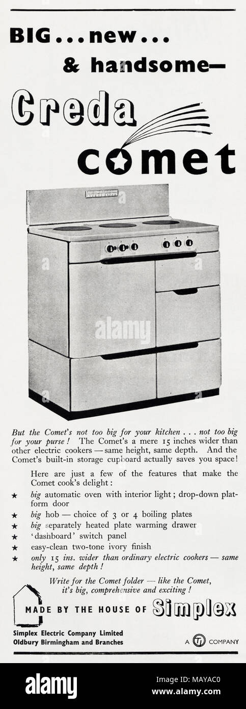 Household Appliances Ad Stock Photos & Household Appliances