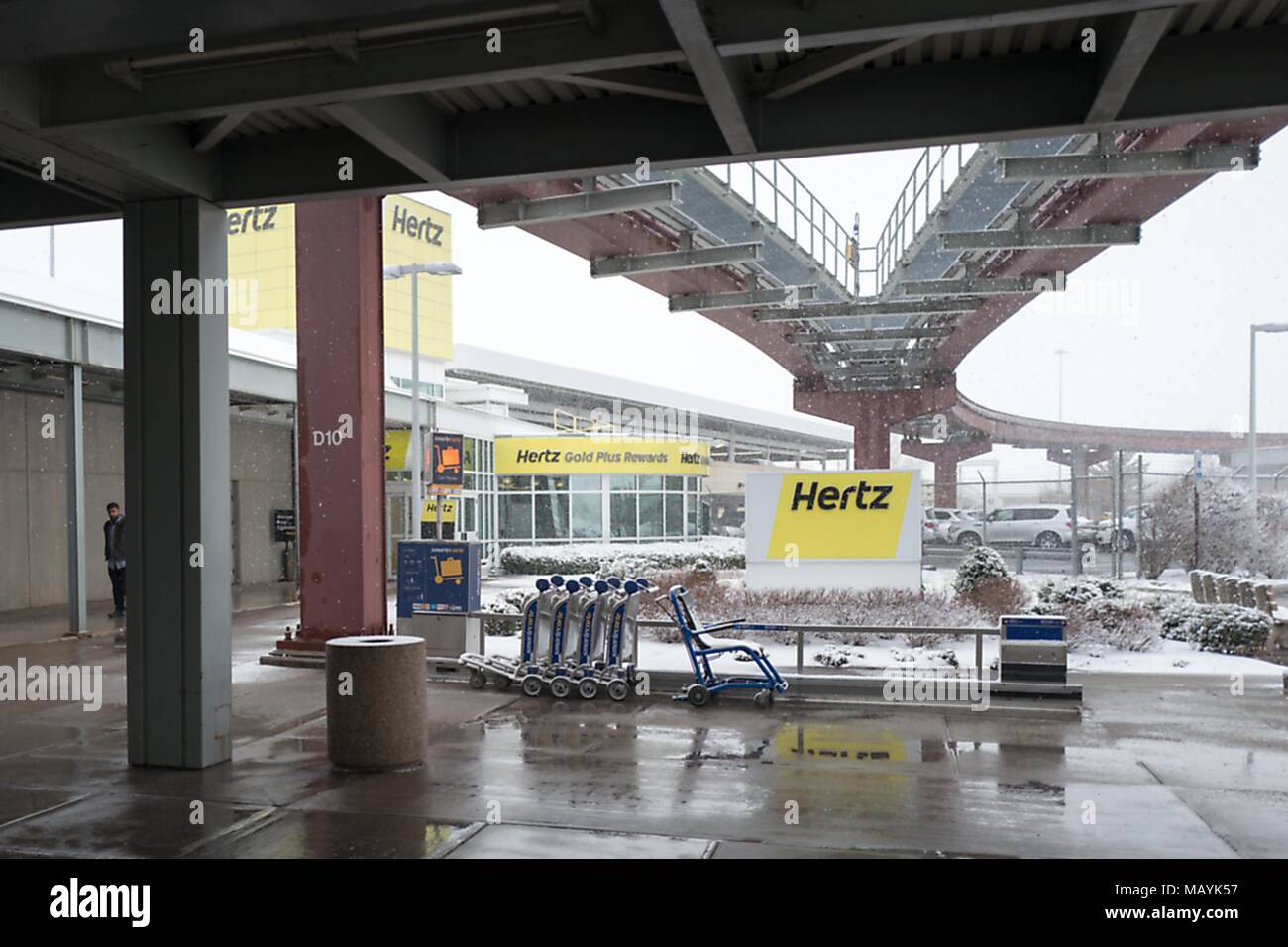 Hertz Rental Car Newark New Jersey Airport