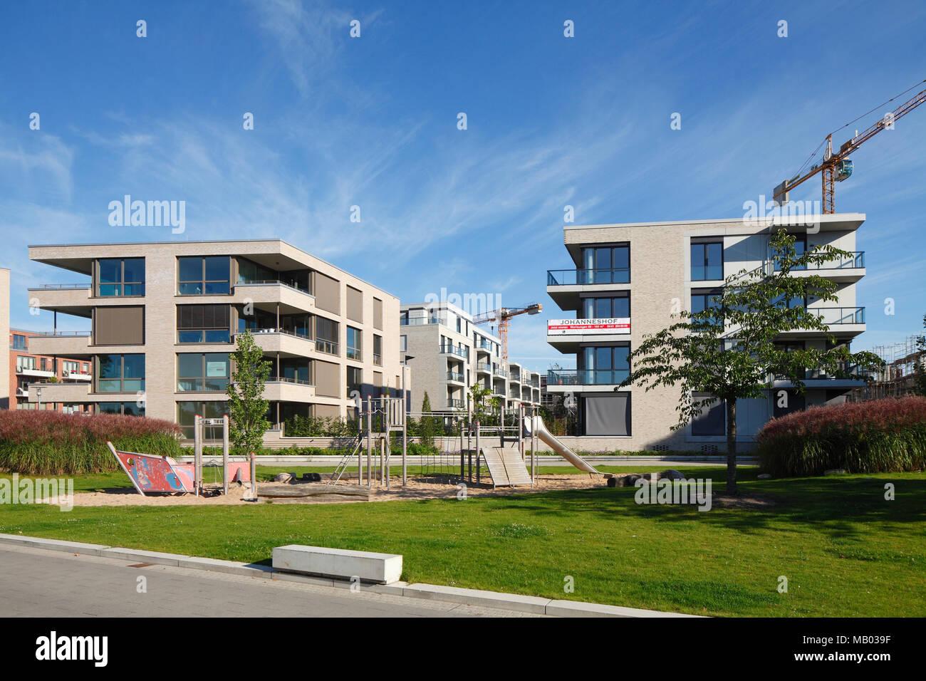 Schön Moderne Mehrfamilienhäuser Beste Wahl Modern Apartment Buildings, Oldenburg In Oldenburg, Lower