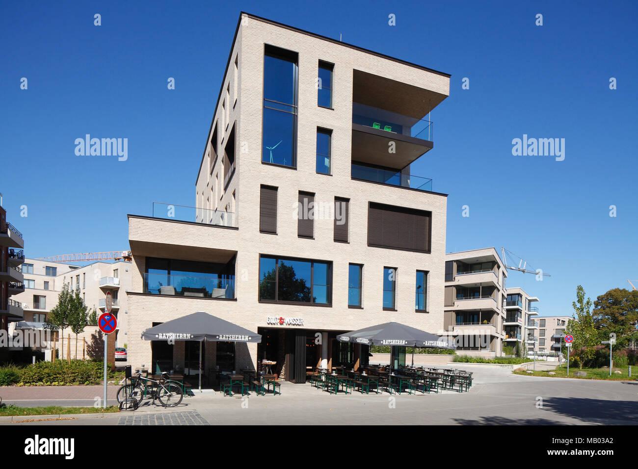 Amüsant Moderne Mehrfamilienhäuser Sammlung Von Modern Apartment Buildings, Oldenburg In Oldenburg, Lower