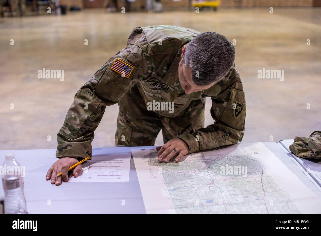 Army Map Reading on