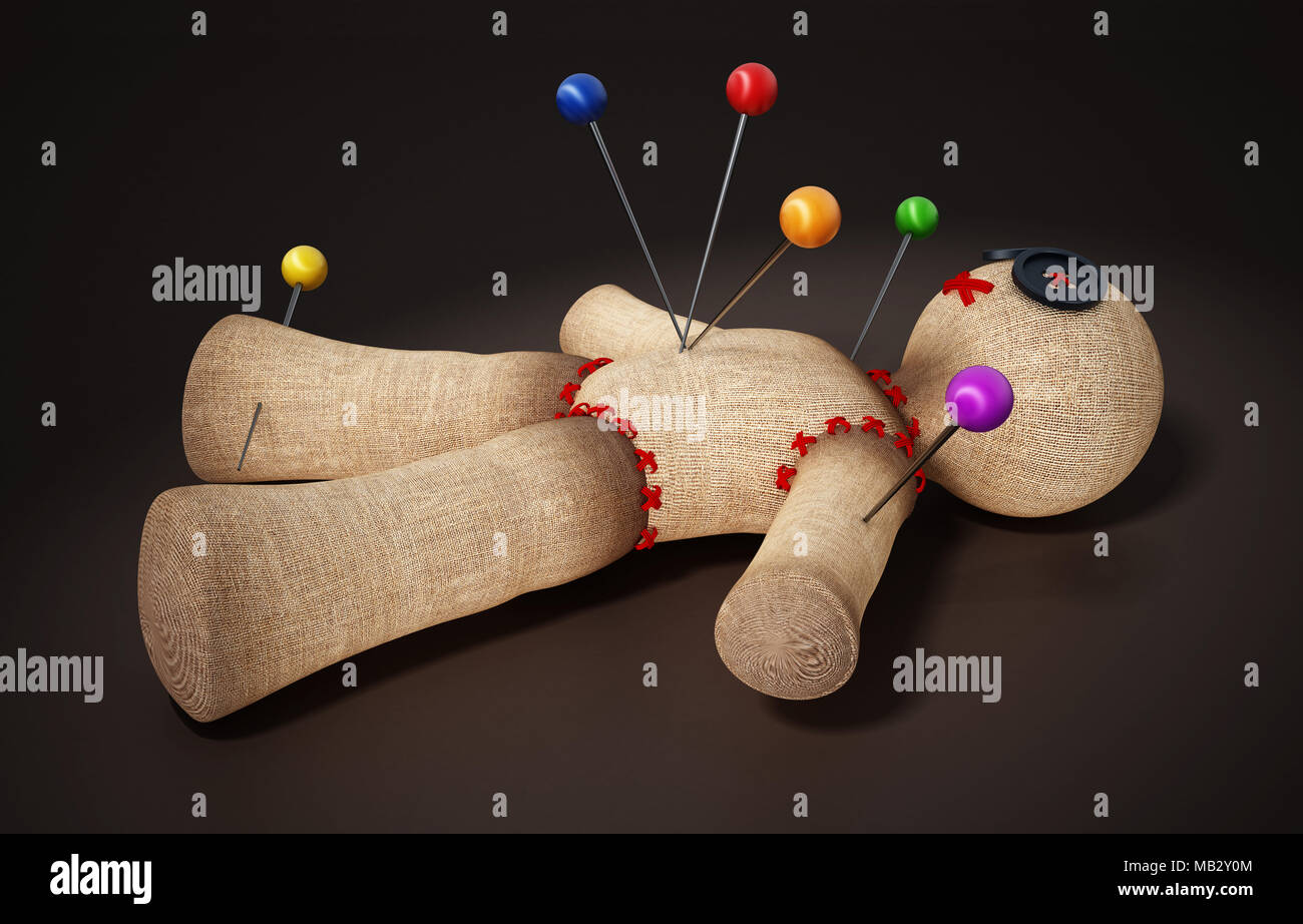 Voodoo Doll Stock Photos & Voodoo Doll Stock Images - Alamy