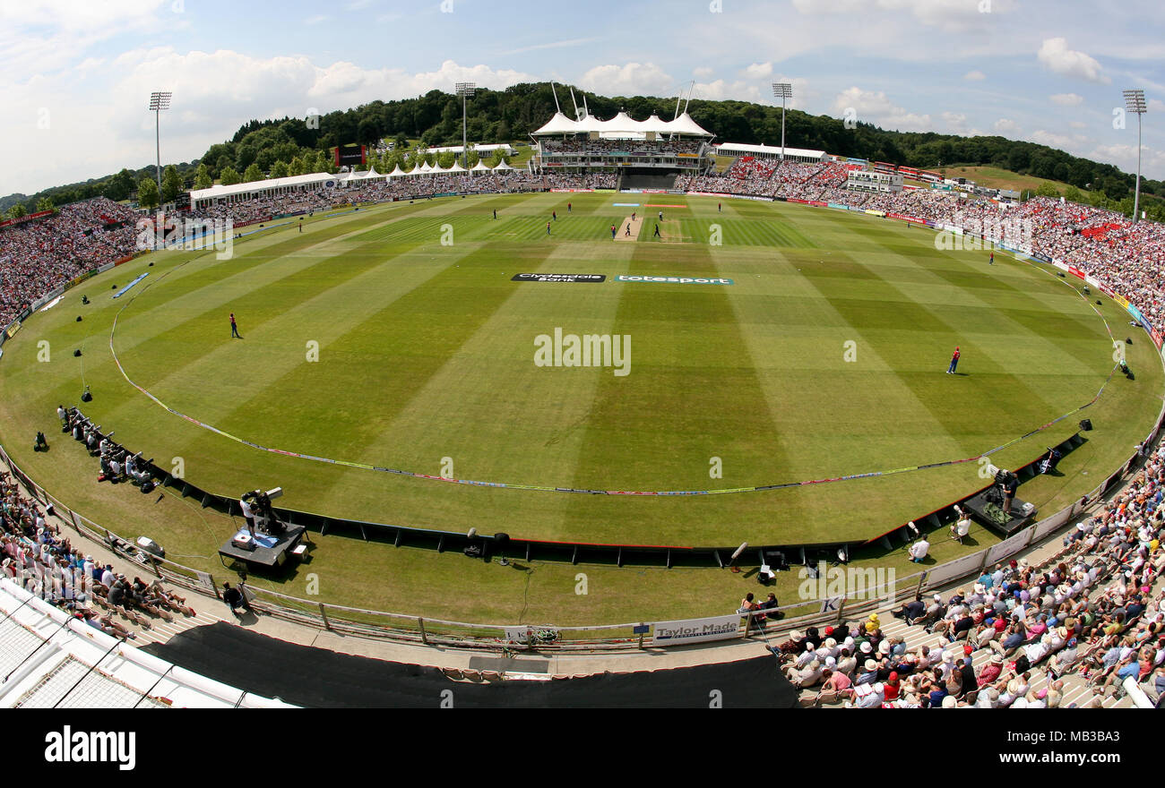 Rose Bowl Cricket Ground Stock Photos Rose Bowl Cricket
