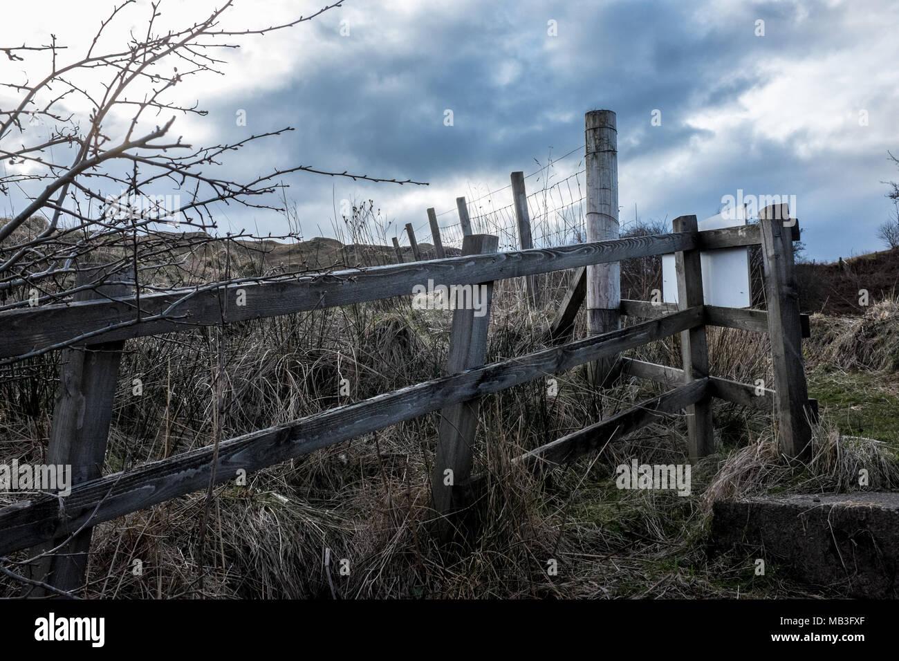 Oban / Mull, Scotland - Stock Image