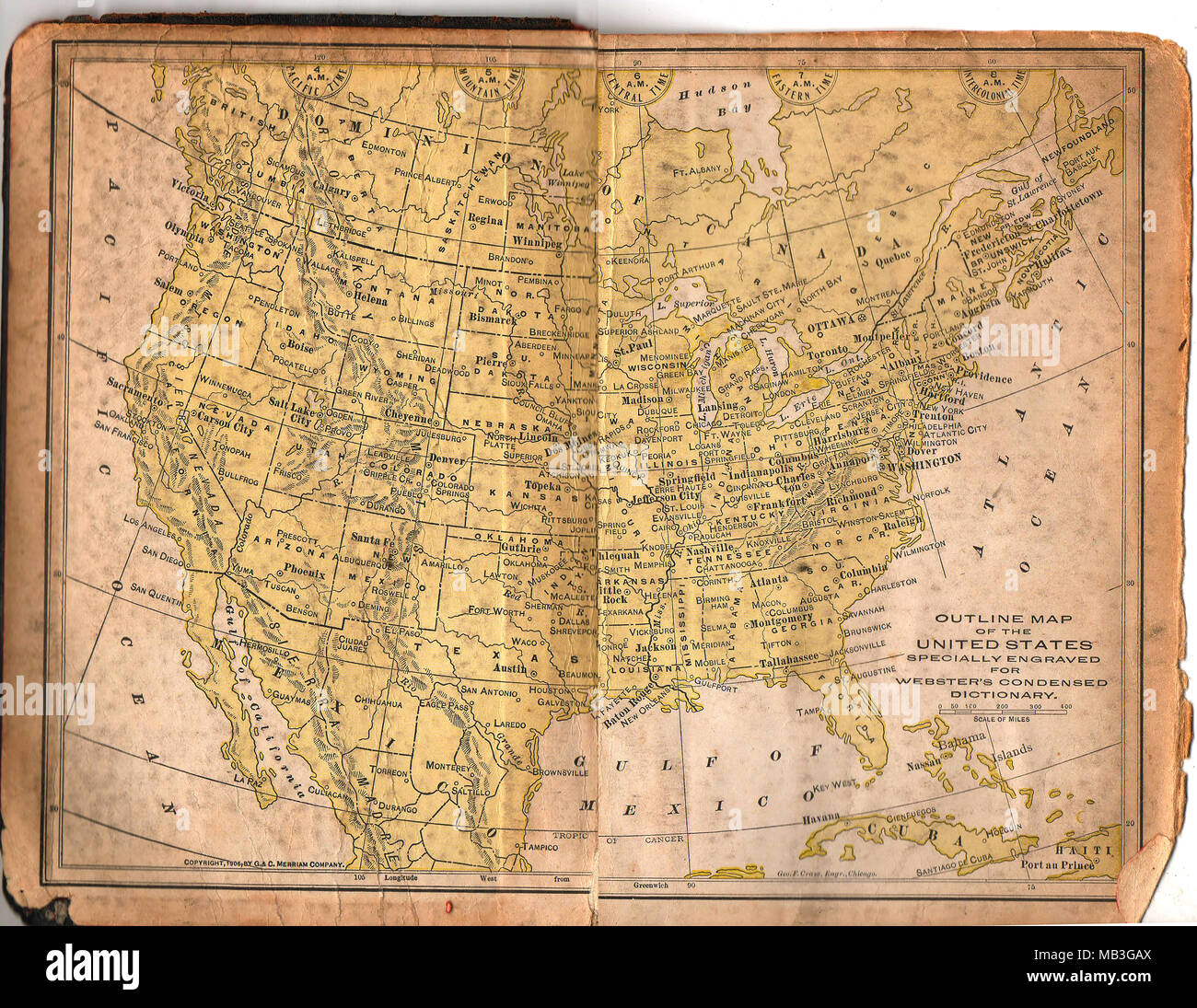 Real Map Of The United States.Map Of The United States Stock Photos Map Of The United States