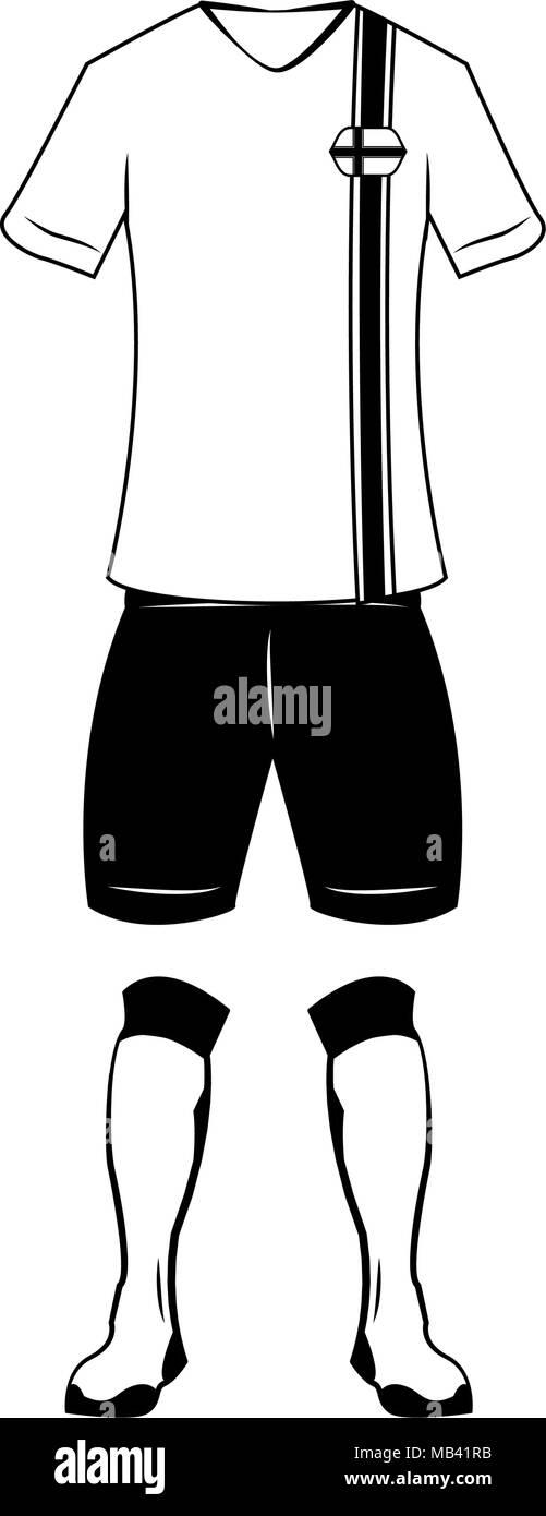 4d09c67761b England Shirt Black and White Stock Photos   Images - Alamy