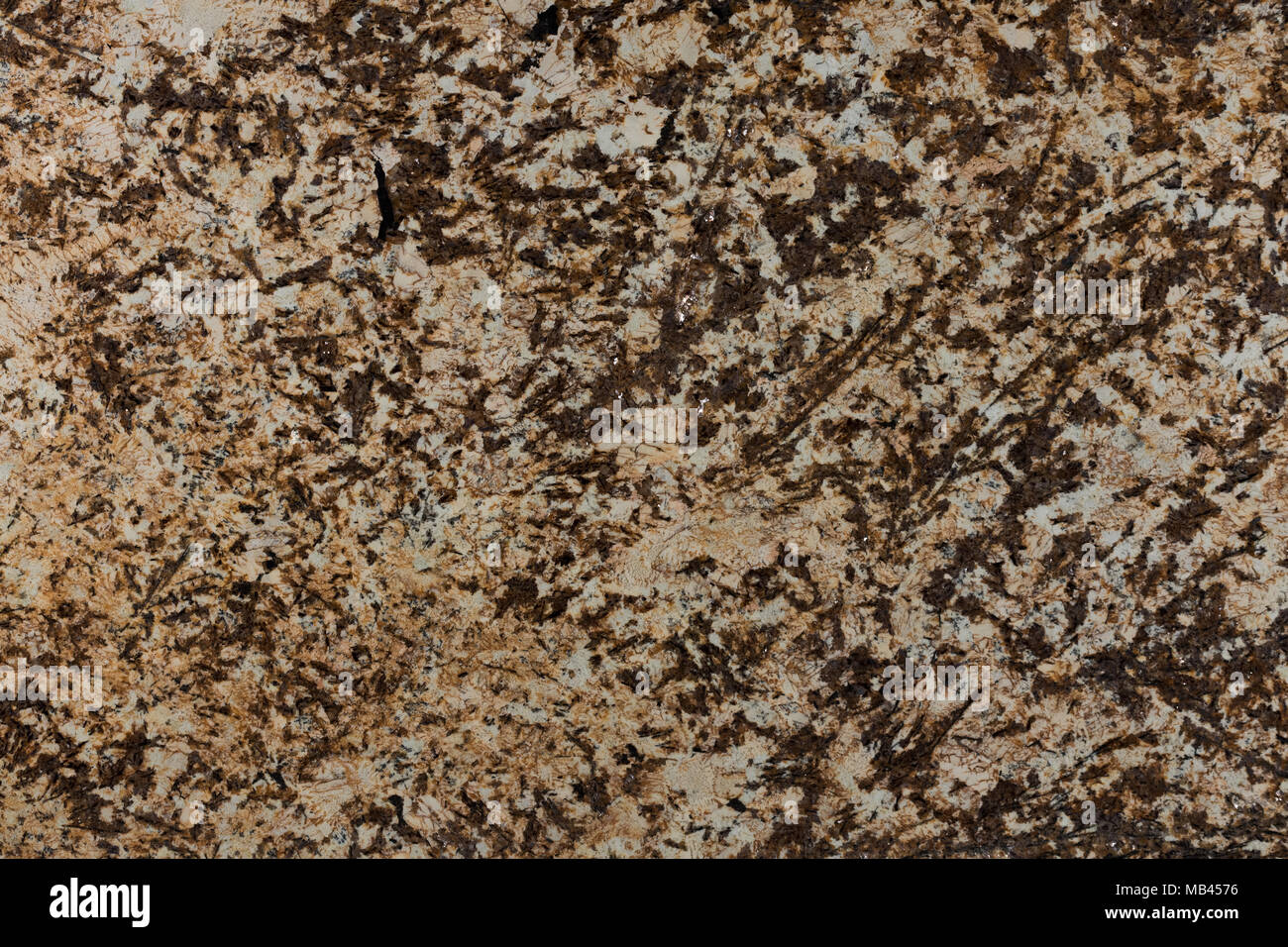 Seamless Brown Granite Texture As Background