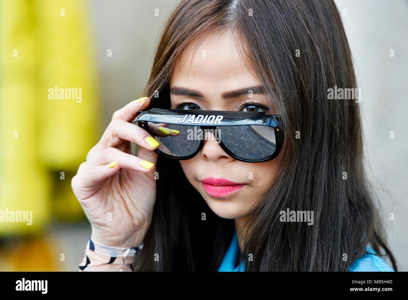 541419c6b3 J adior shades - Fashion Week of Paris - Ready to Wear FW 18