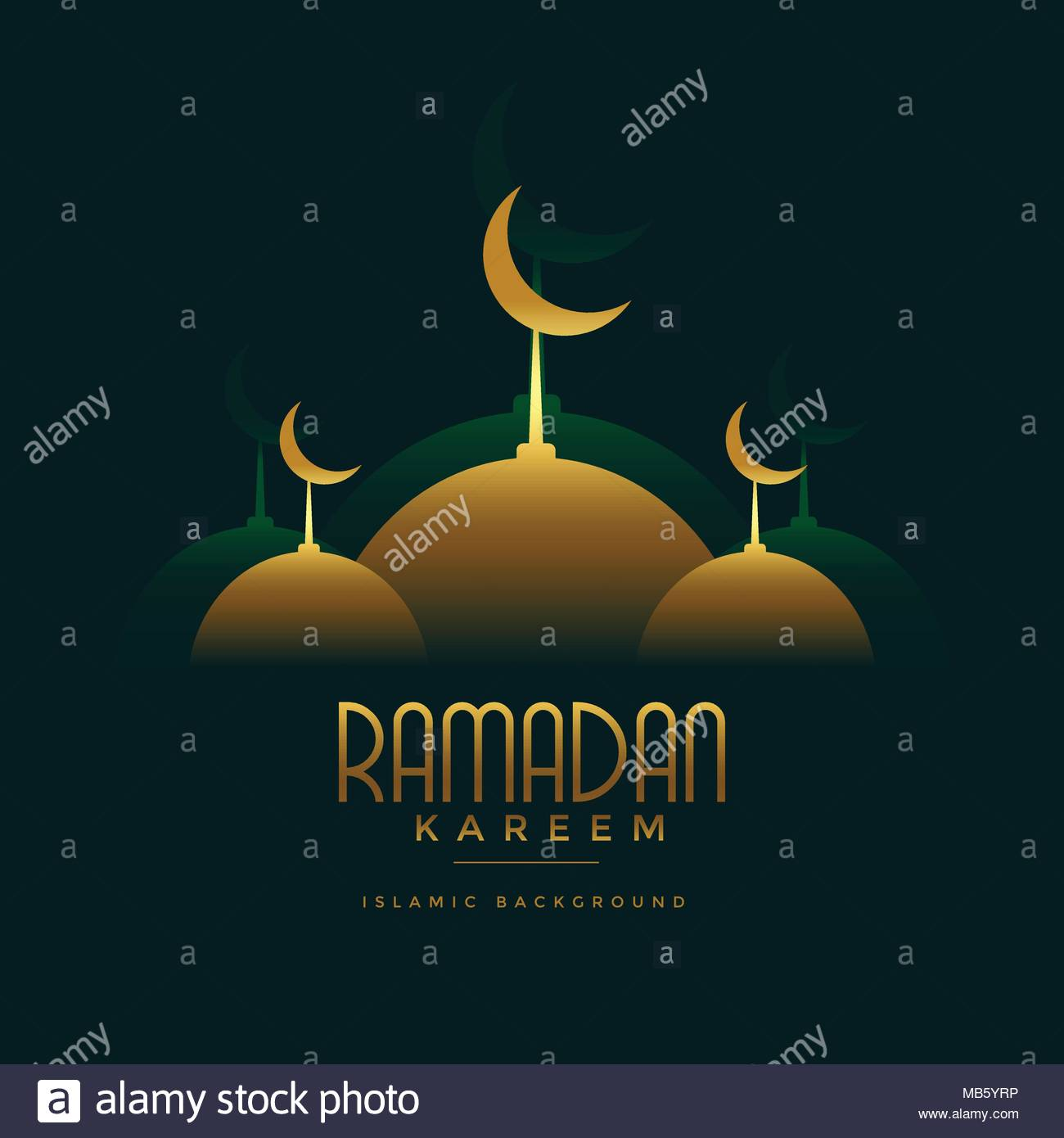 Islamic ramadan kareem festival greeting stock vector art islamic ramadan kareem festival greeting m4hsunfo