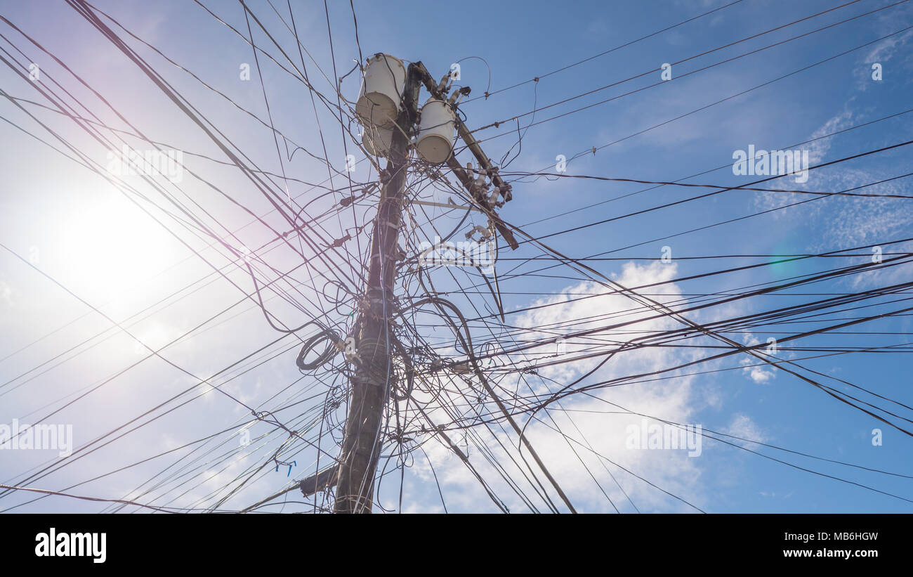 Brilliant Phone Wire Tangled Stock Photos Phone Wire Tangled Stock Images Wiring Digital Resources Antuskbiperorg