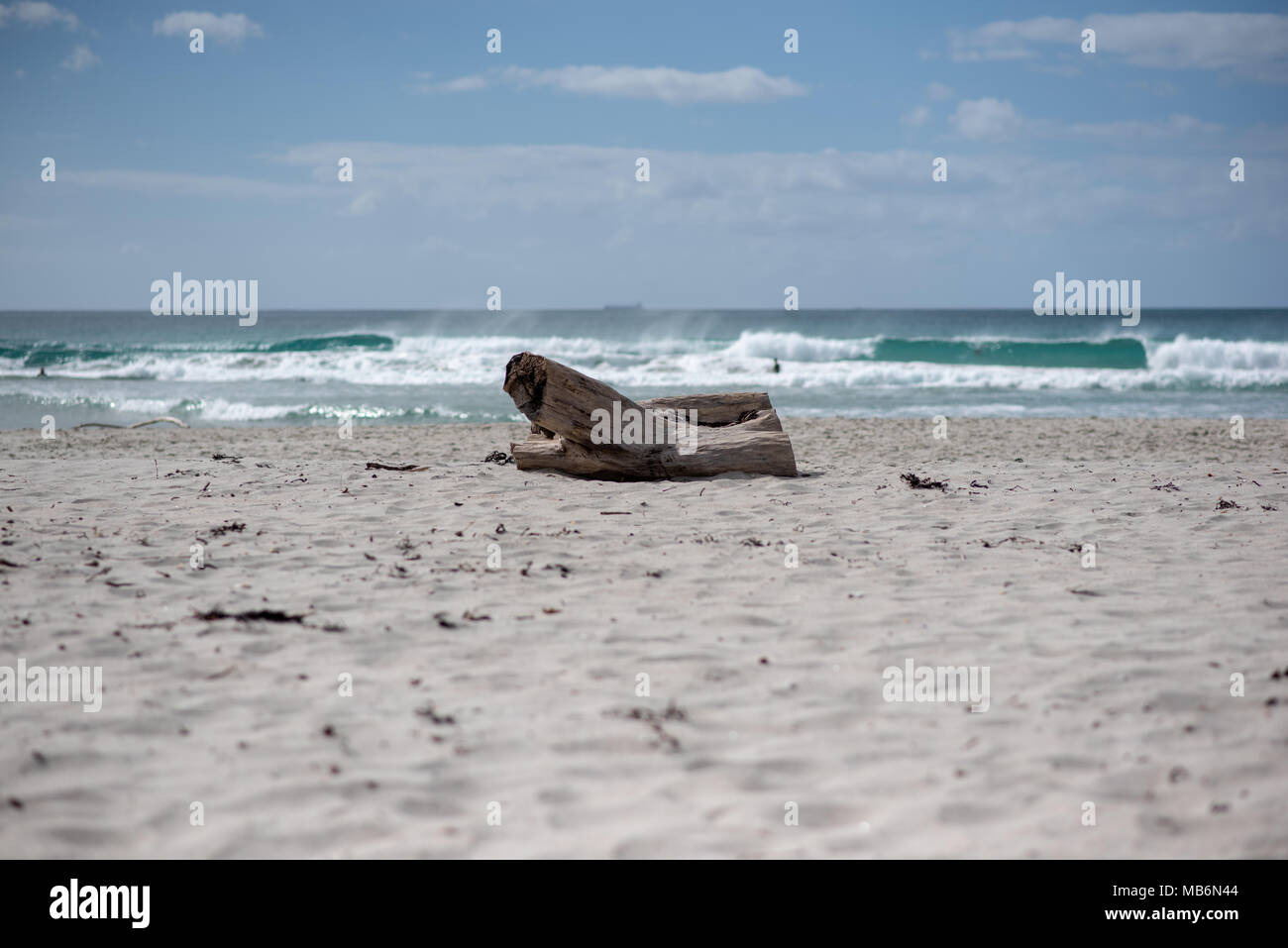 Pakiri beach Stock Photo