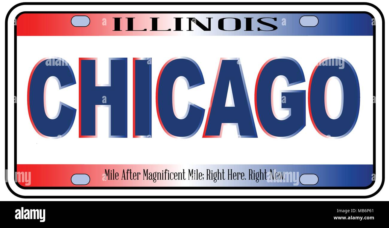 Illinois License Plate Stock Photos & Illinois License Plate Stock ...