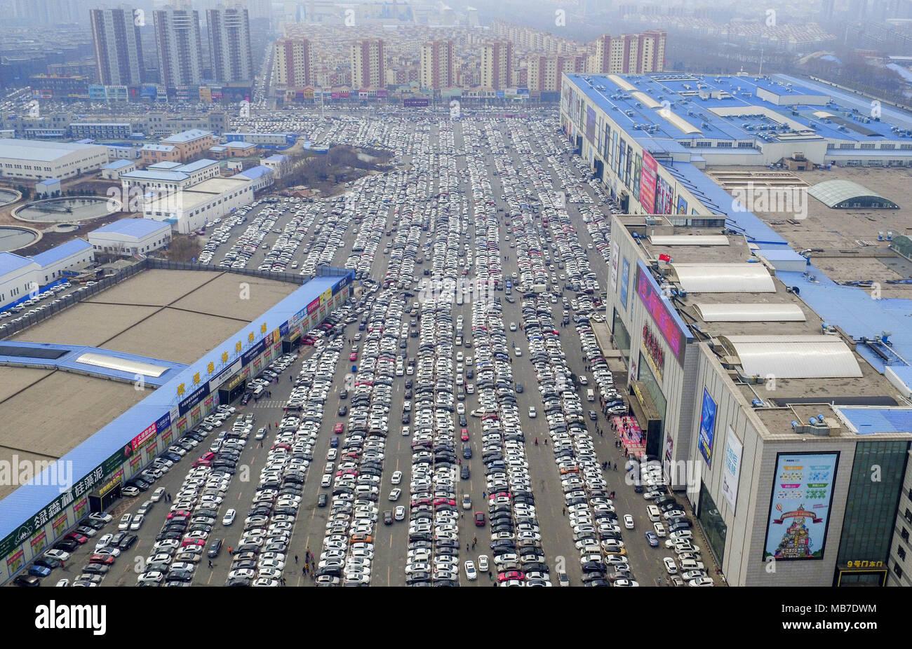 Changchu Changchu China 6th Apr 2018 Changchun China