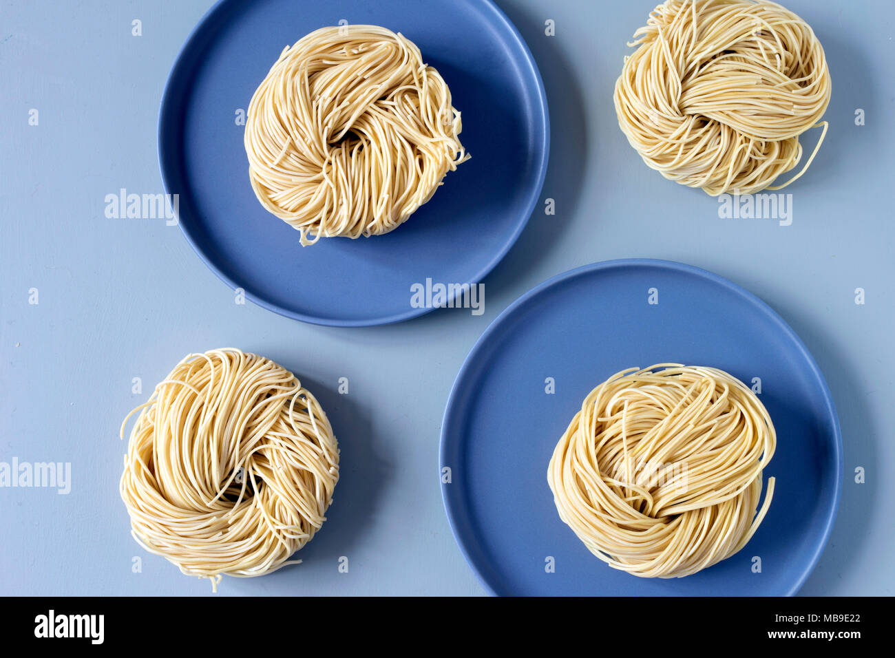Noodles - Stock Image