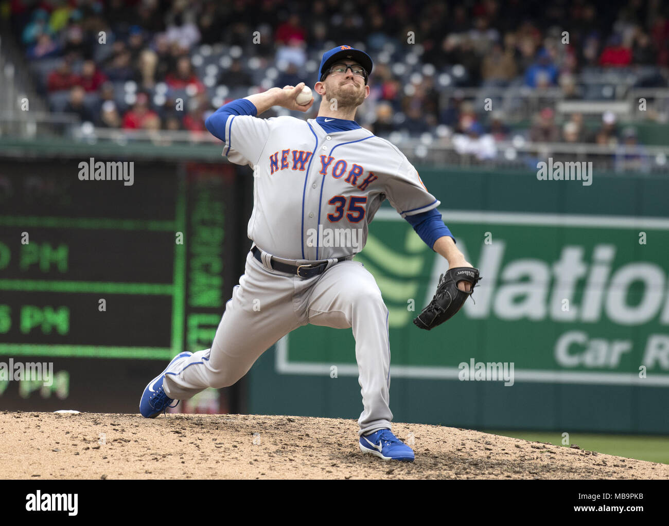 5e56ea3eb New York Mets Relief Pitcher Stock Photos & New York Mets Relief ...