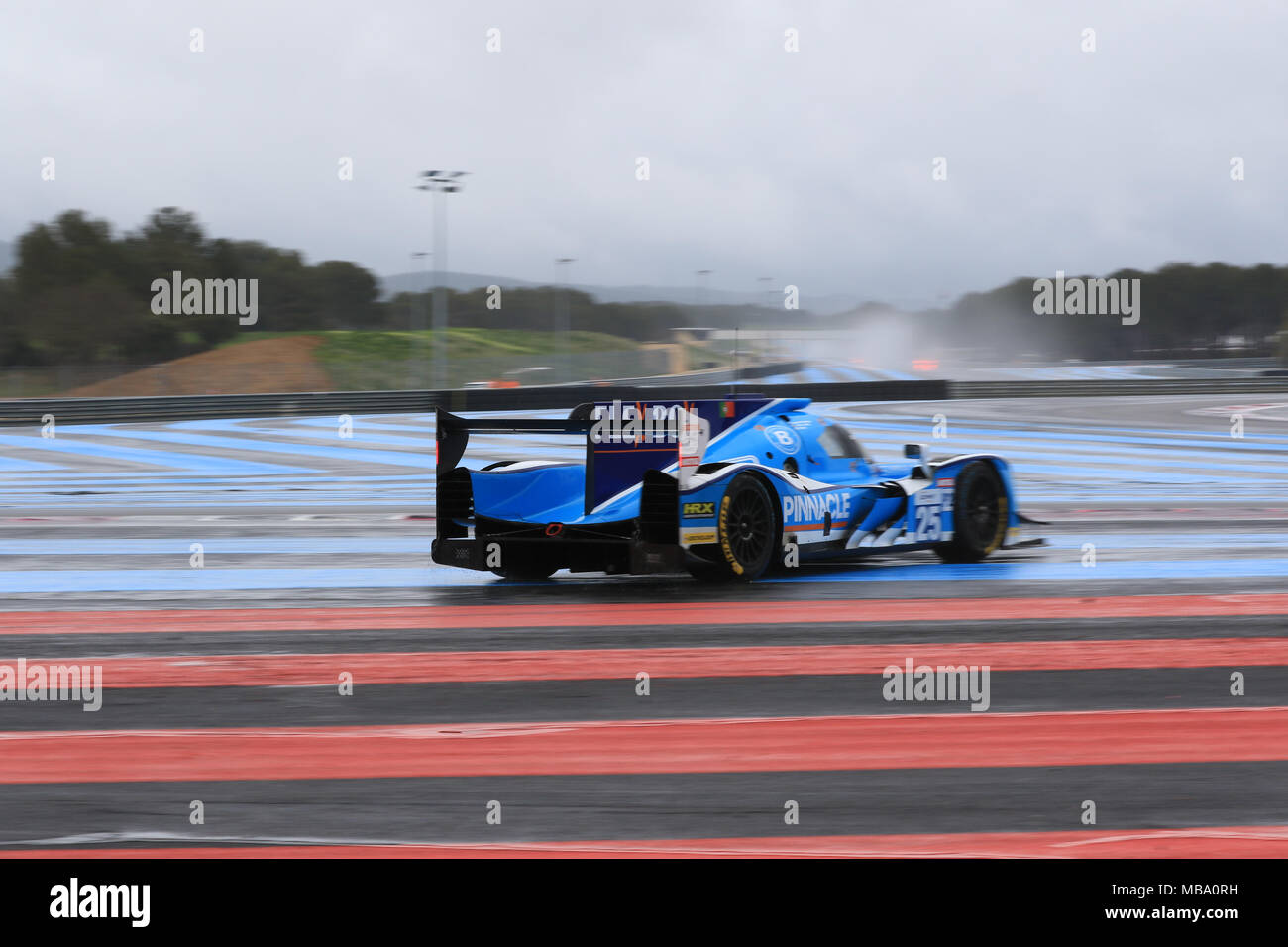 Le Castellet Circuit : Circuit paul ricard le castellet france. 9th apr 2018. teams
