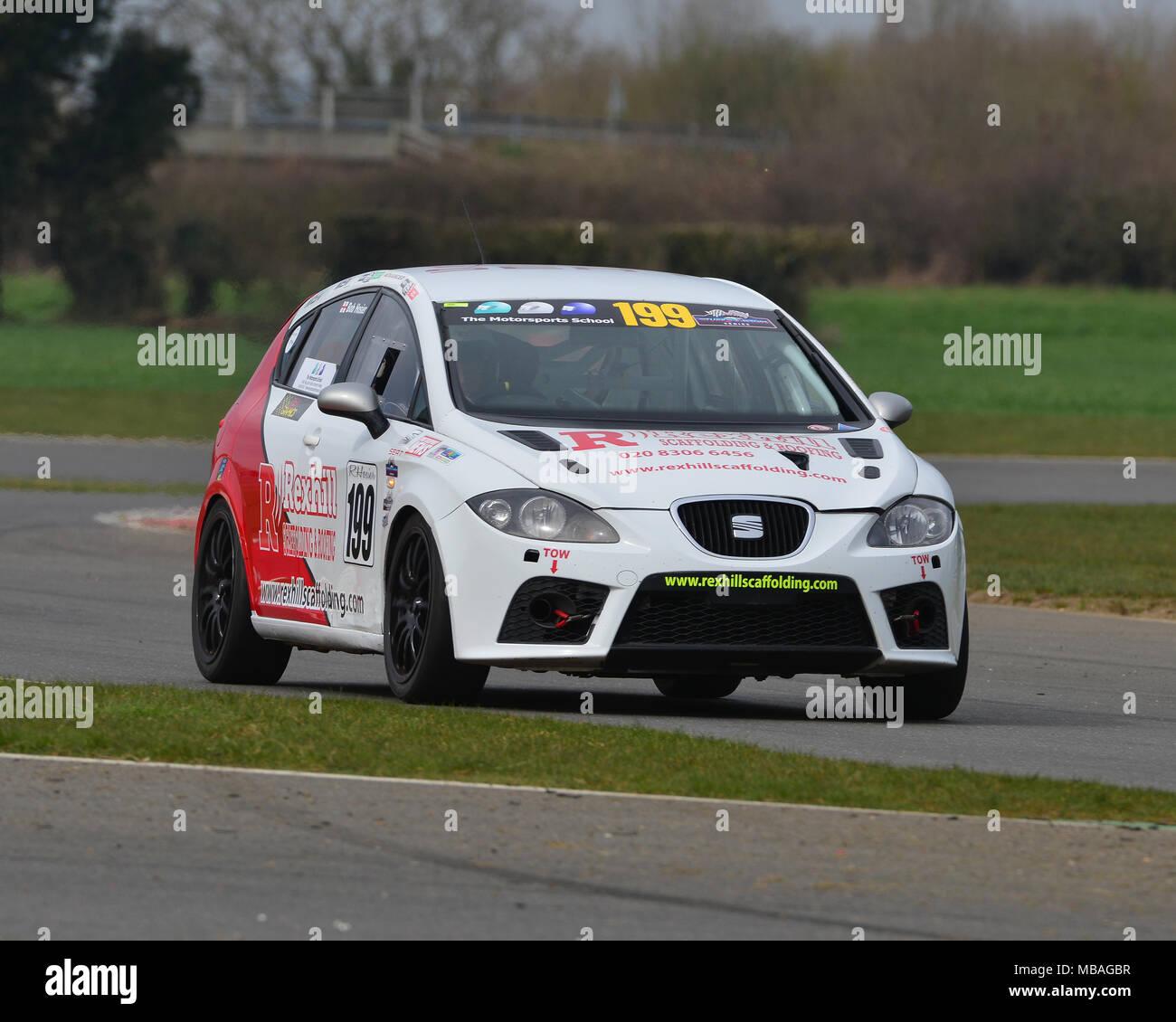 Snetterton Motor Racing Circuit, Snetterton, Norfolk