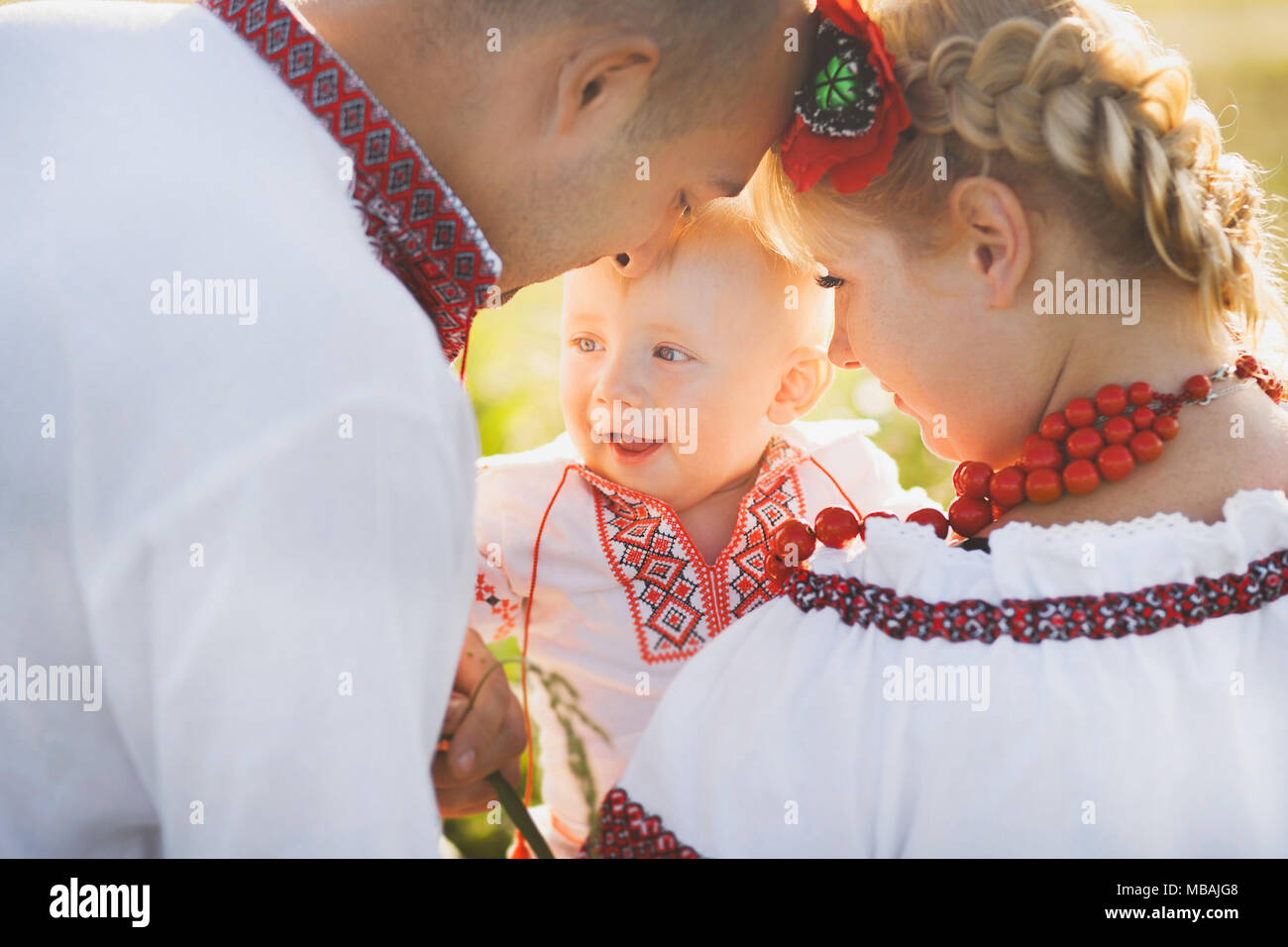 Blond Woman Wearing Traditional Dress Stock Photos Amp Blond