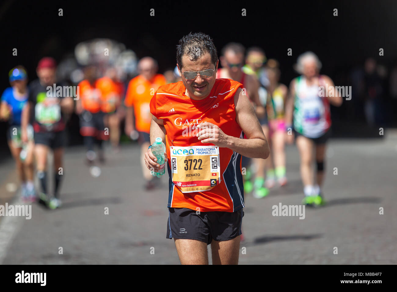 24th Rome Marathon High Resolution Stock Photography and Images ...