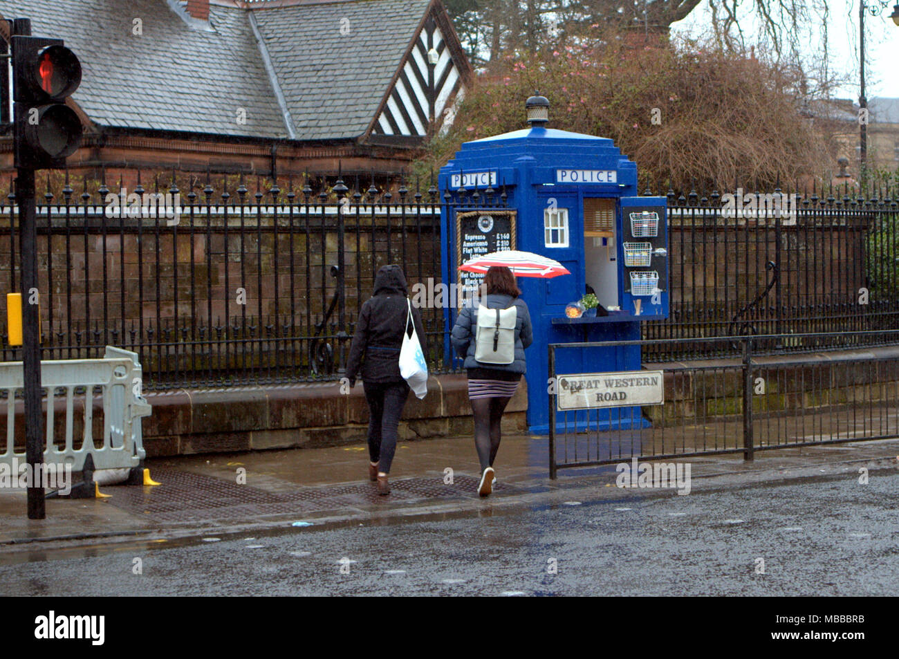 which also visits glasgow stock photos  u0026 which also visits