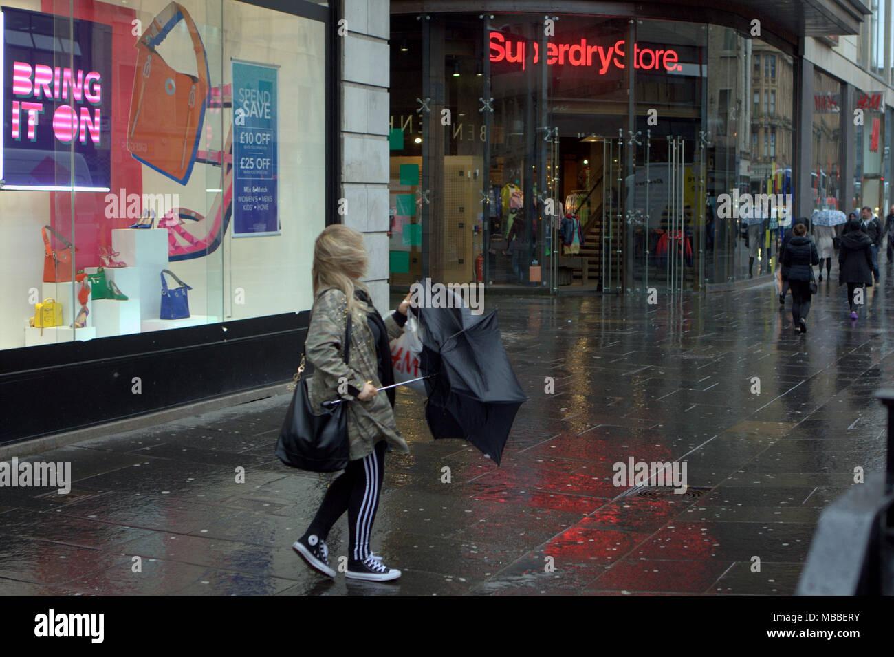 blown out umbrella stock photos  u0026 blown out umbrella stock