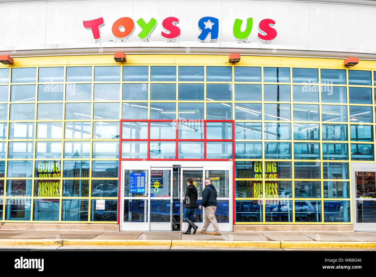 Toys R Us Sterling