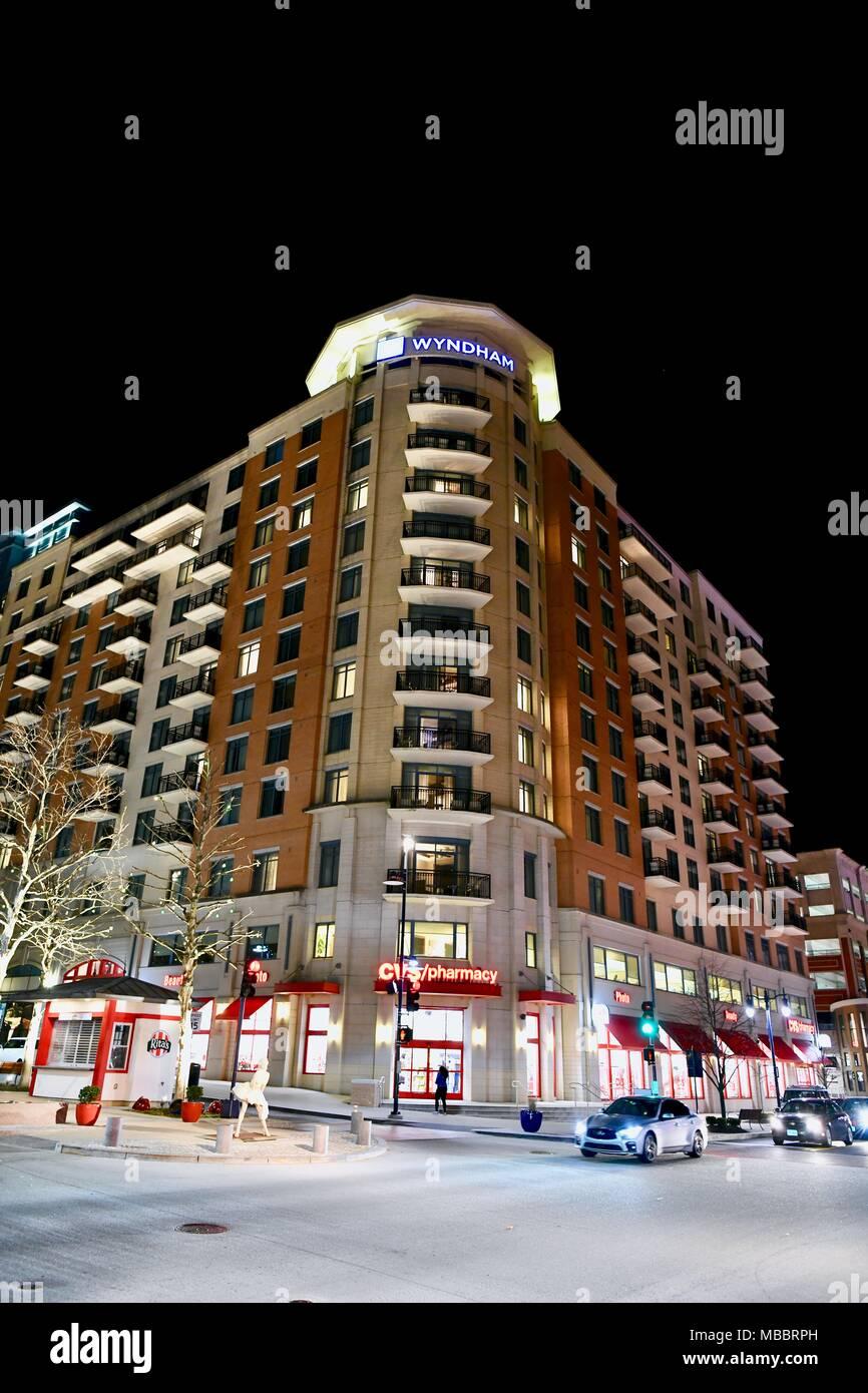 Wyndham Hotel Stock Photos & Wyndham Hotel Stock Images - Alamy