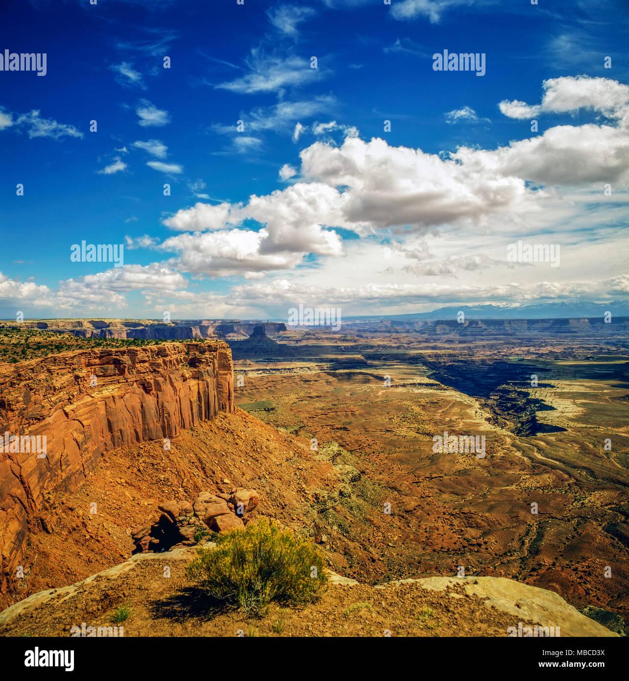 Canyonlands, Utah - Stock Image