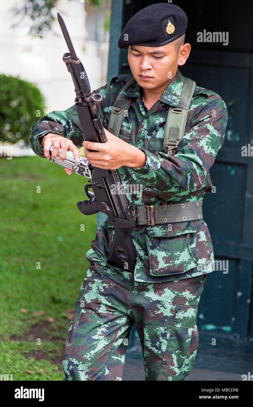 Royal Thai Army Stock Photos & Royal Thai Army Stock Images