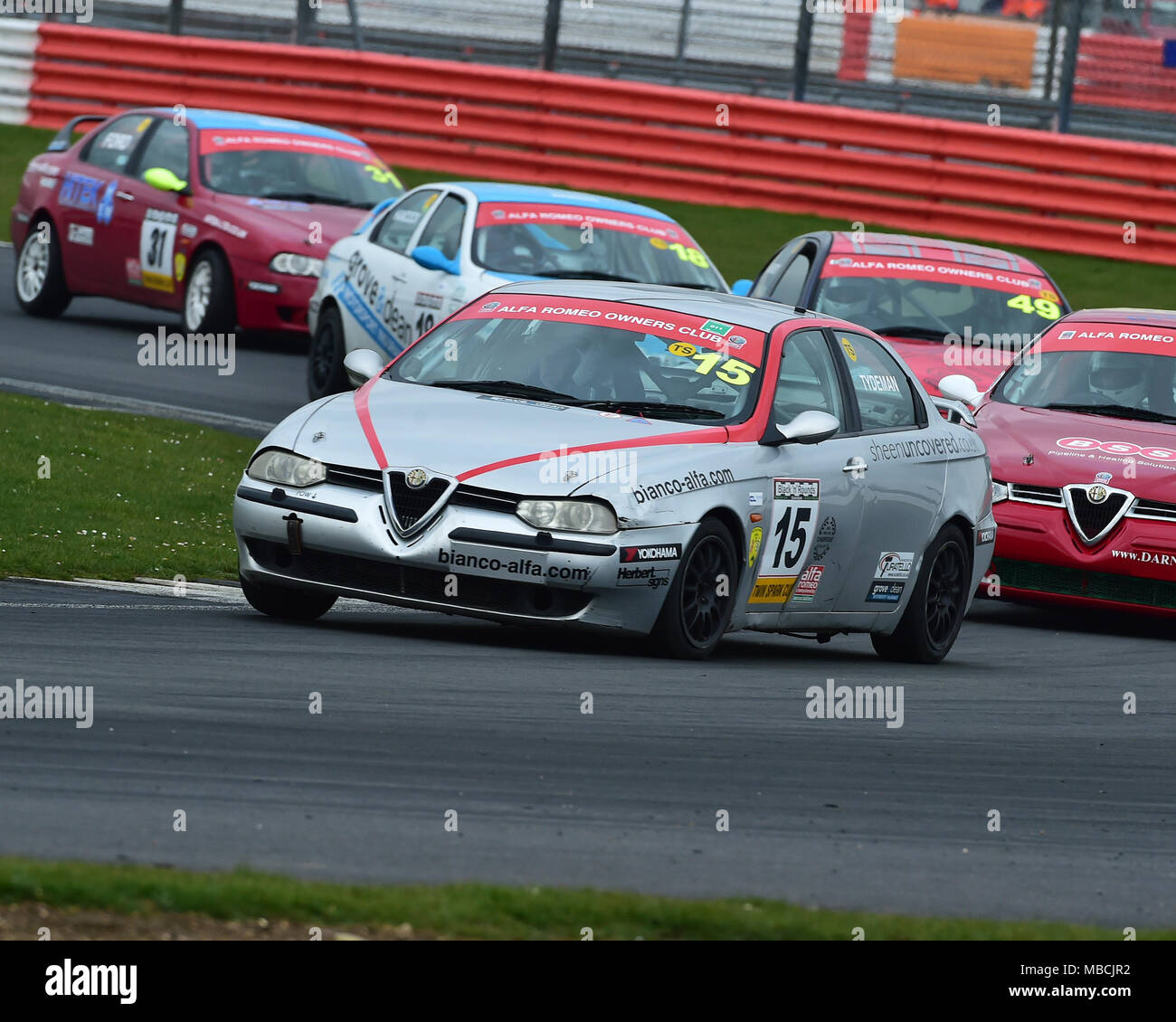 Silverstone, Towcester, Northamptonshire, England, Sunday 1st April ...