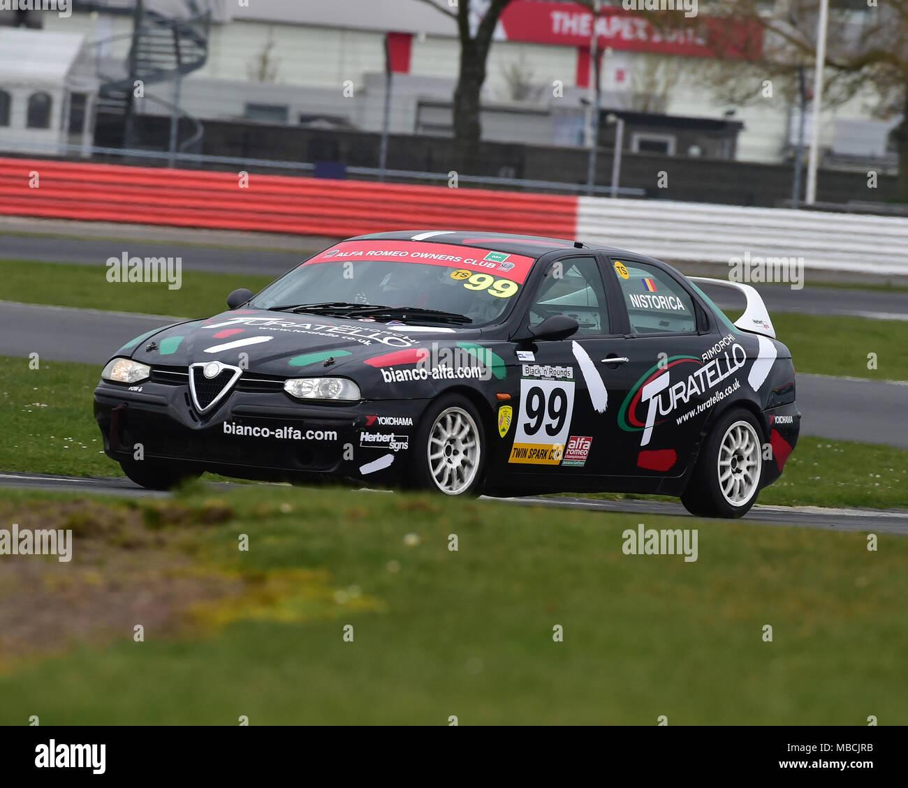 Alfa Romeo 156 Stock Photos & Alfa Romeo 156 Stock Images