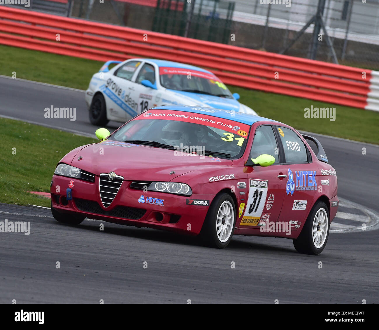 Alfa Romeo 156 Stock Photos & Alfa Romeo 156 Stock Images
