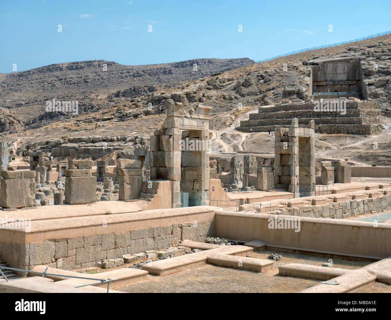 Persepolis Ruins