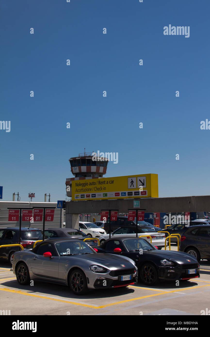 Sofia Italian Design Avis car rental airport stock photos & car rental airport stock